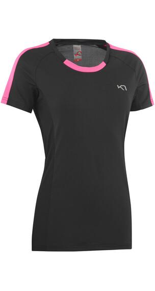 Kari Traa Kristin - T-shirt manches courtes Femme - noir
